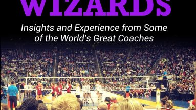 Volleyball Coaching Wizards - Wizard Women cover