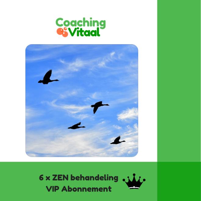 ZEN behandeling voor totale ontspanning, rust en vrede bij Coaching Vitaal in Nieuwkoop