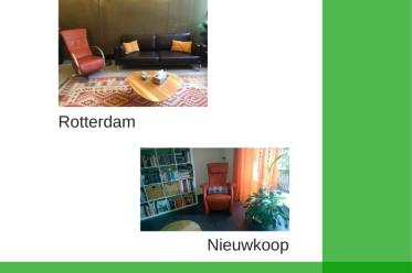 Hypnotherapie in Rotterdam of Nieuwkoop