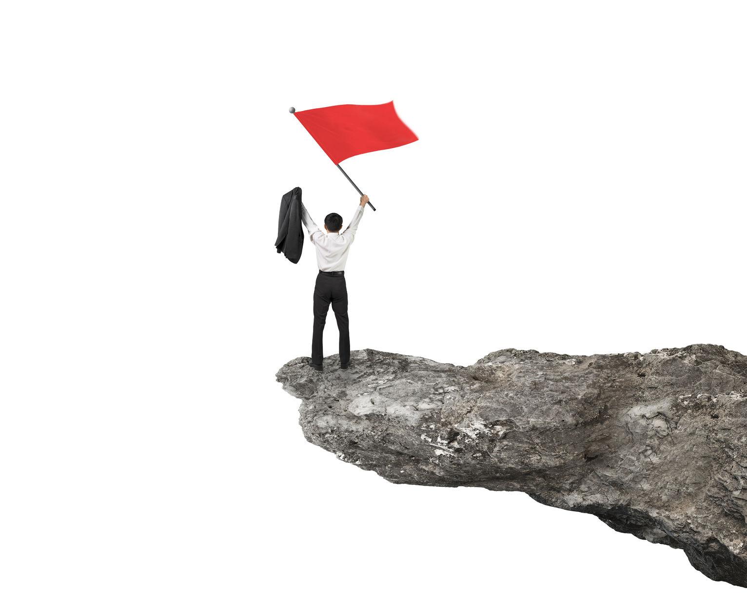 Risk Believing in Yourself - Katharine Lavenhagen