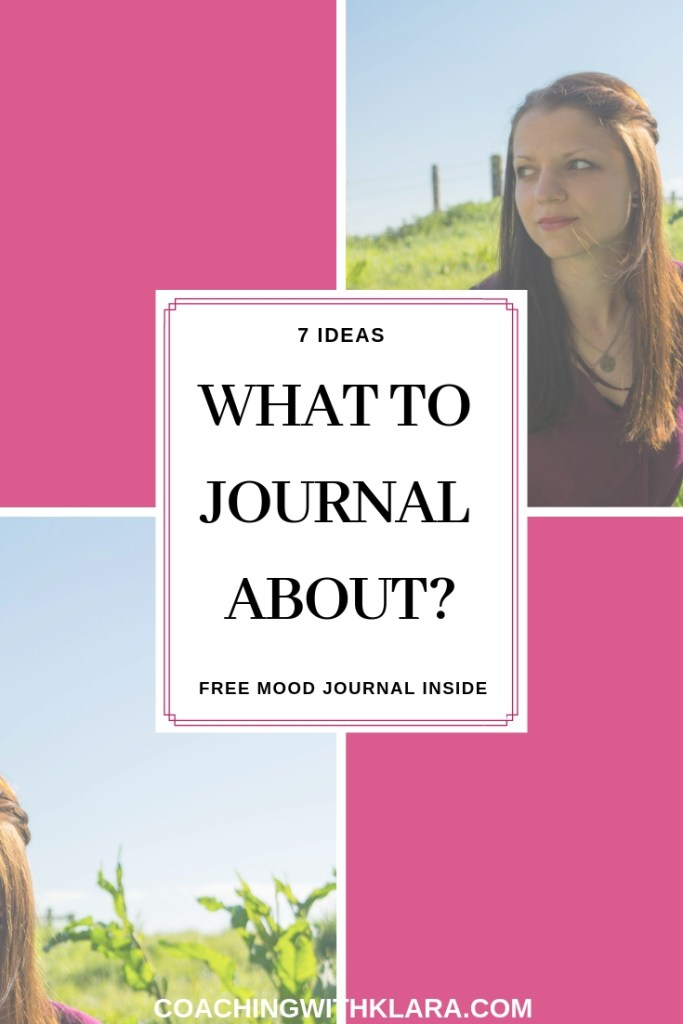 How to manifest your dream vision by making journaling part of your daily routine. It doesn't matter if you journal in the morning or evening, but writing your thoughts down in your journal is life changing. Explore my 7 tips and ideas what to journal about and start reaching your goals with ease.