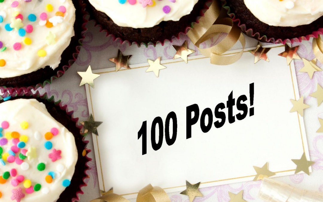 Was Writing 100 Posts Worth It?