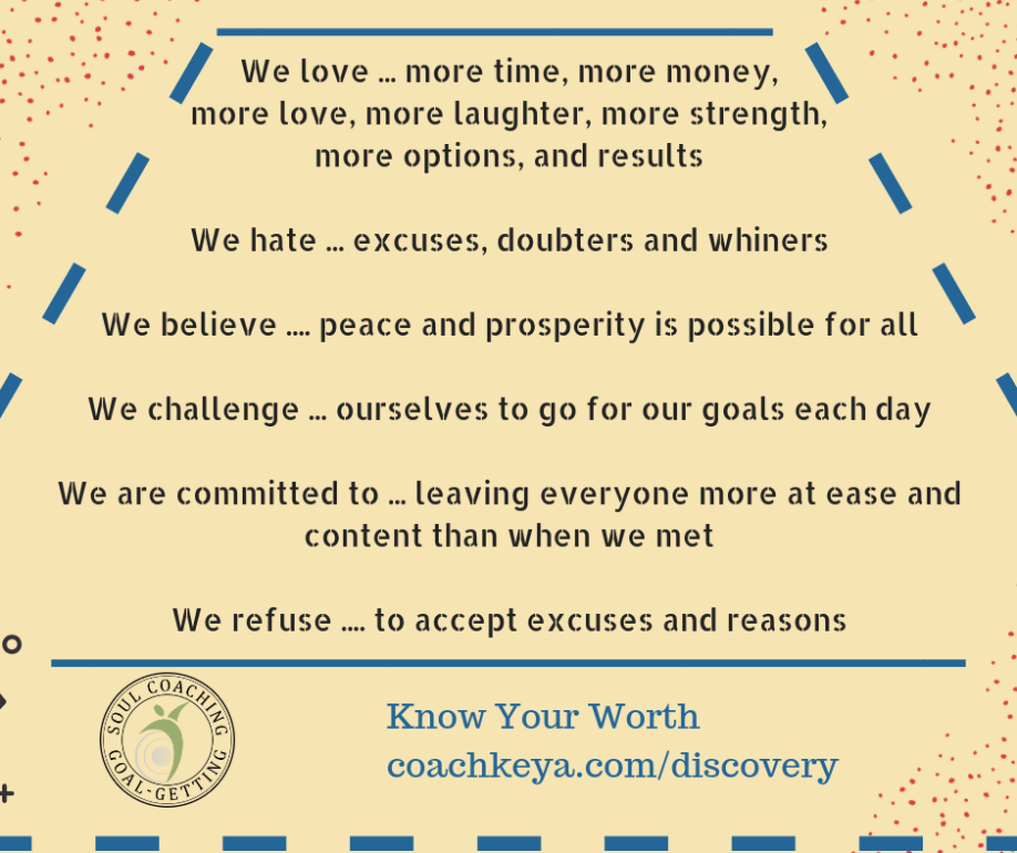 Know your worth coachkeya.com/discovery #selfworth #selflove #selfesteem #selfconfidence #selfcare