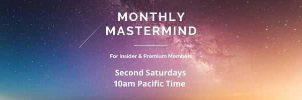 Monthly Mastermind with Coach Keya at Ventura Healing Center