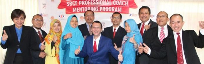 SBCF-SPC Professional Coach Mentoring