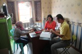 Coaching Session with Client
