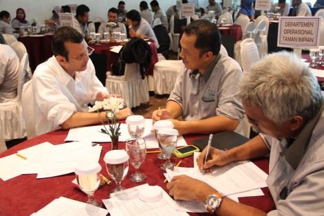 Team Alignment Taman Impian Jaya Ancol