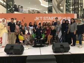 JKT Start-Up Hub FX 2019