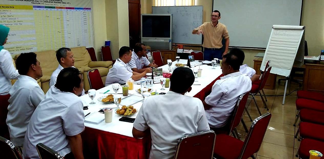 Coaching PMI Jakarta