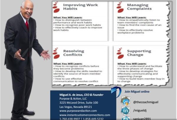 Coach Miguel De Jesus infographics