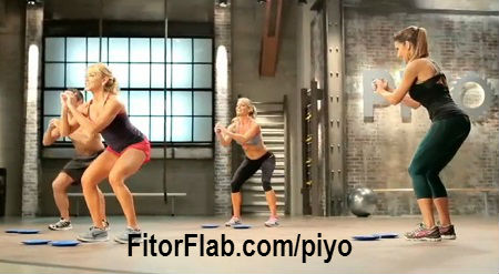 PiYo - New Chalene Johnson workout