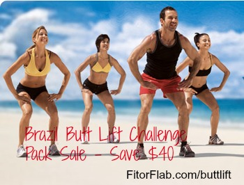 Brazil Butt Lift Challenge Pack Discount