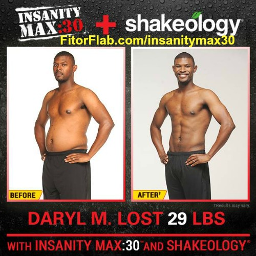 Insanity Max 30 Challenge Pack sale