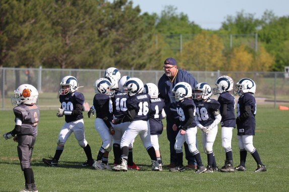 how many plays in a youth football playbook - huddle