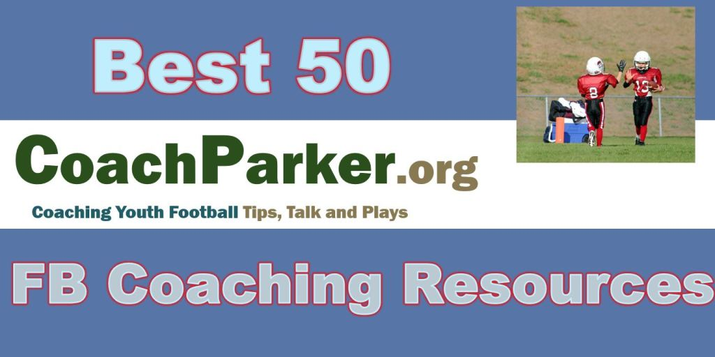 best football coaching resources 50 plus