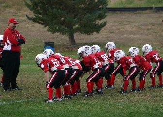 Coach Parker youth football websites