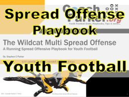 spread offense playbook youth football
