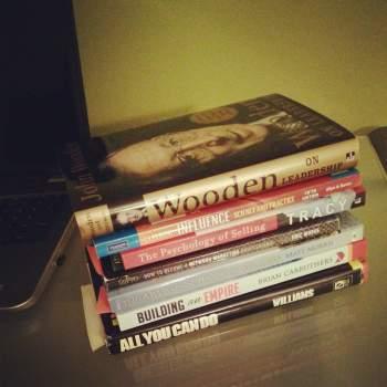 Marcus Ochoa's Top 10 Book List