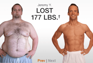 Beachbody Success Story