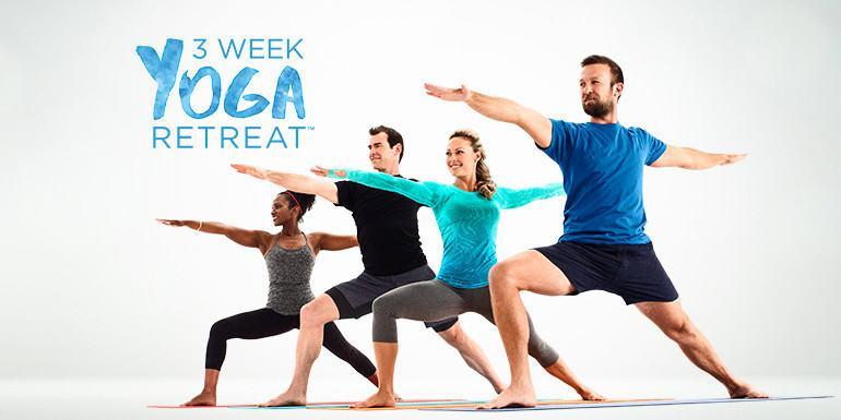 3 Week Yoga Retreat