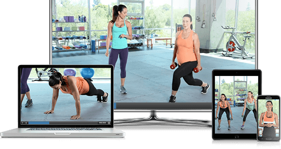 Stream Beachbody Workouts To TV