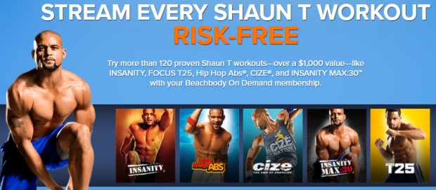 What Is Shaun Week? - 7 New Shaun T Workouts - Try Them For