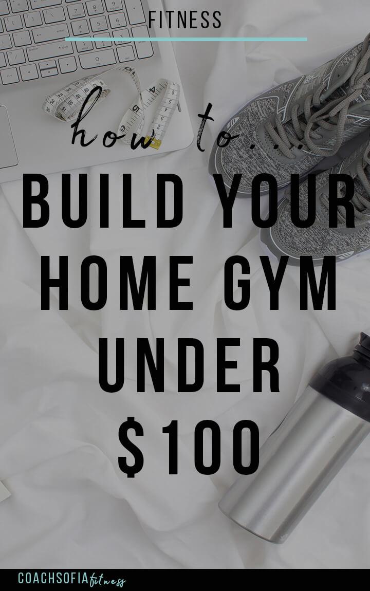 home gym | living room gym | how to build home gym