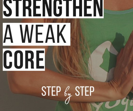 core strengthening exercises and a step by step guide to strengthening your core