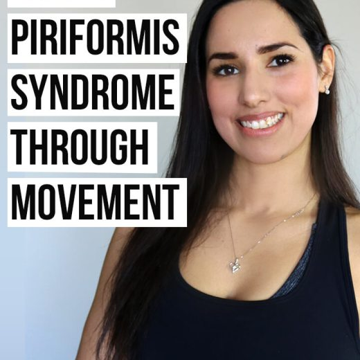 healing low back pain and piriformis syndrome