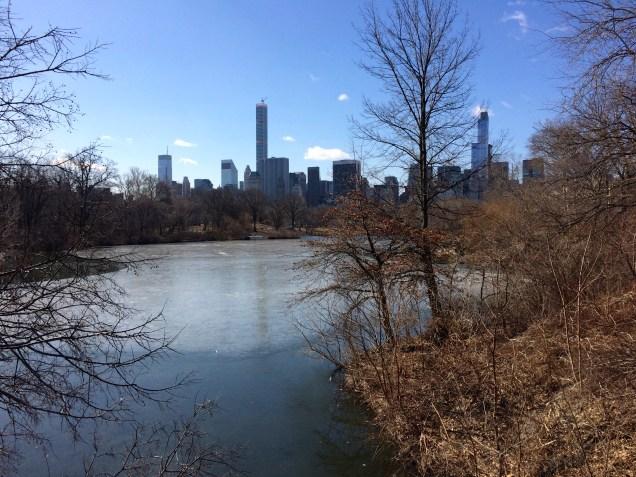 Last stroll through Central Park