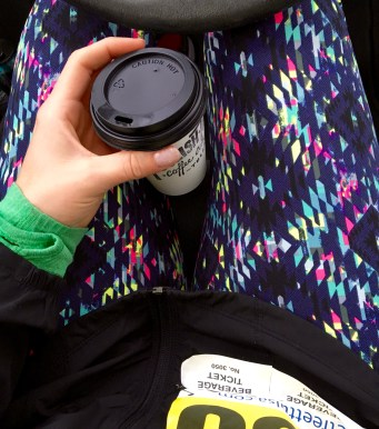 Hot pants and fuel