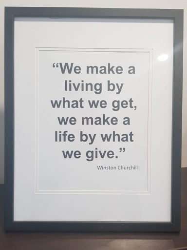 CoachStation: Leadership Is About Giving
