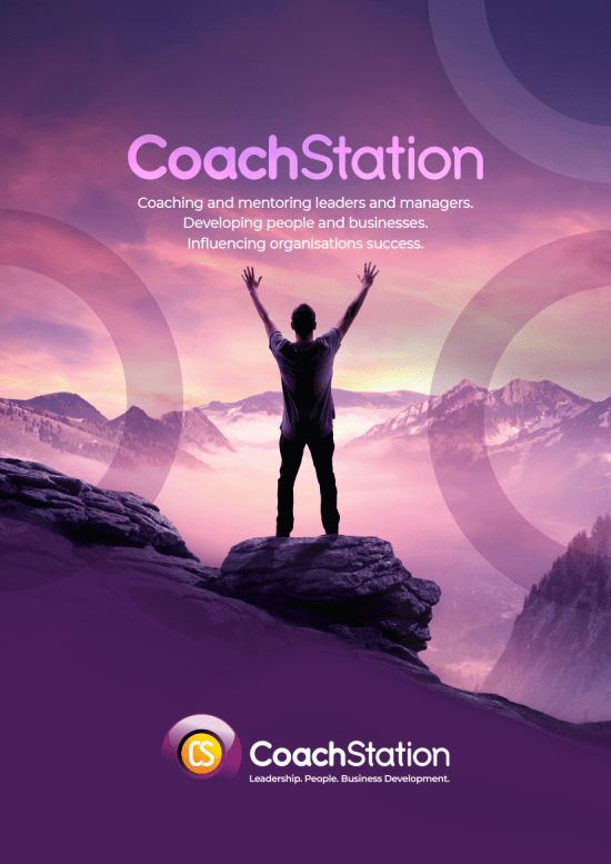 CoachStation: Leadership and Business Coaching Brochure