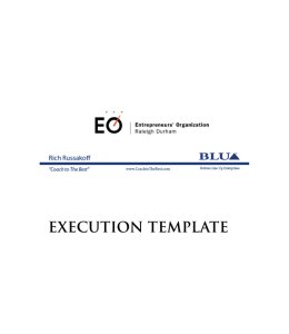 ExecutionTemplate