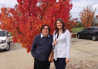 Rich and Lynn Harden of Stett Transportation in Kentucky