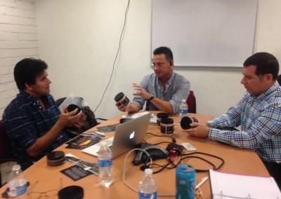 In Monterrey, I accompanied Hayden to this collaboration for Evolution Salt