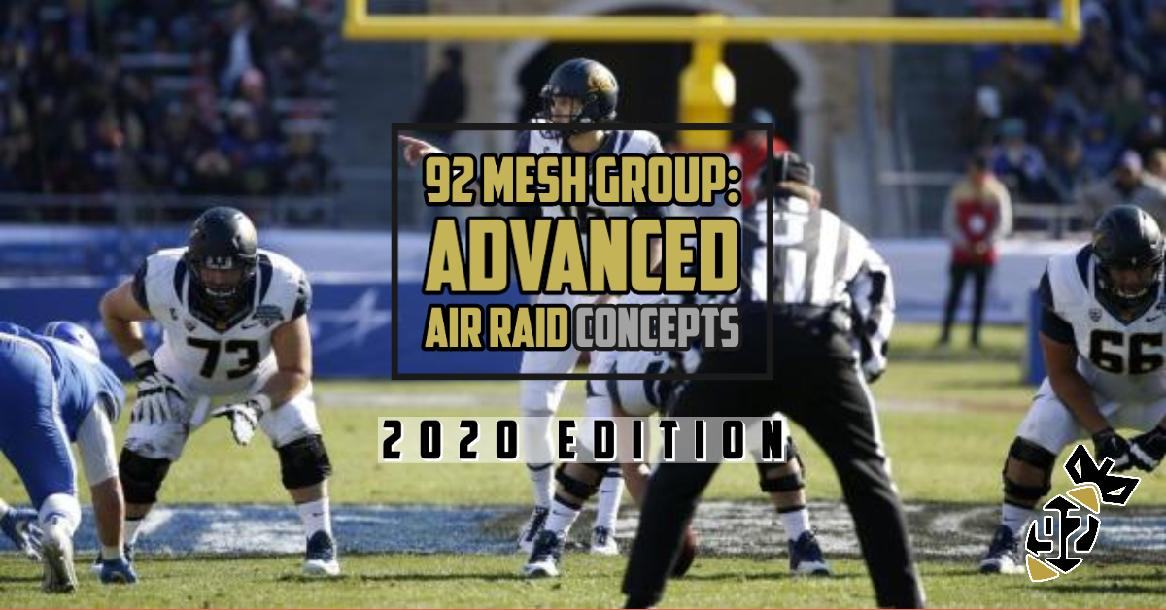 The Total Air Raid System: From Practice to Championships