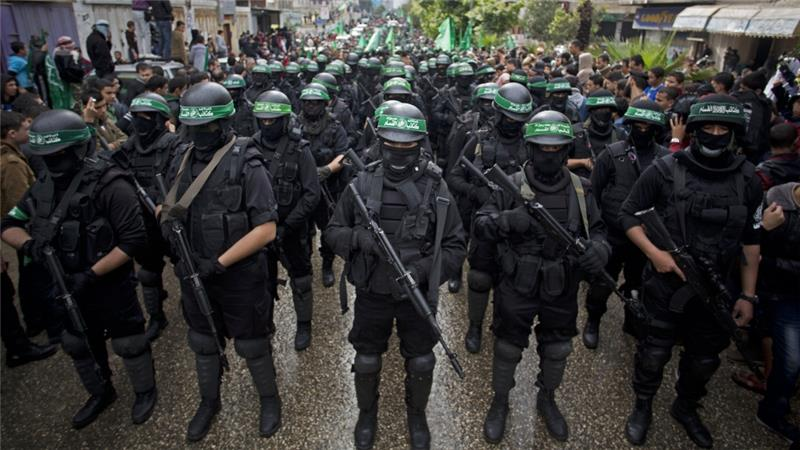 A Hamas spokesman criticised the report as being unfair, unprofessional and not credible [AP]