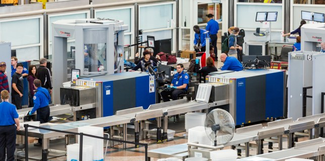 The TSA spent $336,000 on a random number generator