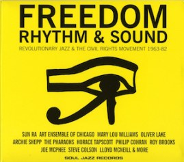 Freedom Rhythm and Sound CD cover copy