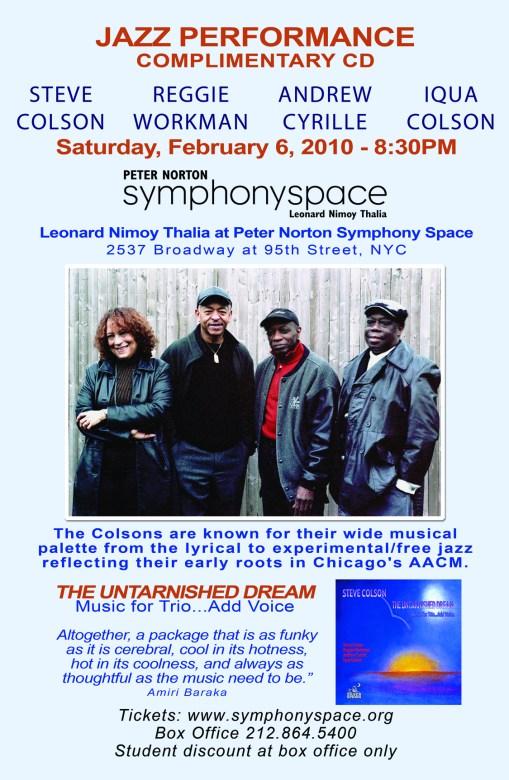 Poster Untarnished Dream