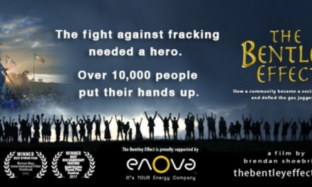 The Bentley Effect: How an Australian community defeated fracking