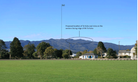Press release: Te Kuha is first conservation test of new Government – Coal Action Network Aotearoa