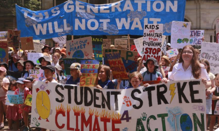 School Strike for Climate – Save the World by Changing the Rules