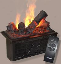 Electric Coal Basket