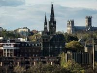Georgetown University Plans Steps to Atone for Slave Past