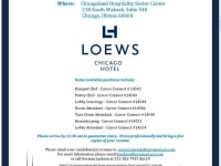 Loews - Job Openings