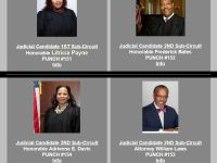 COAL News - Judicial Candidates
