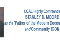 COAL Commendation: Stanley D. Moore