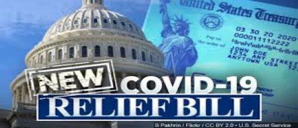 COAL News - Covid-19 Relief Law